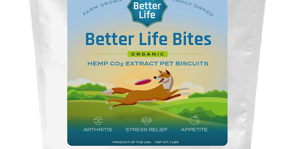 Hemp CO2 Extract Pet Biscuits