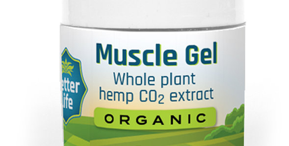 Muscle CBD Gel
