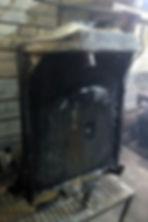 замена сот радиатора грузовика