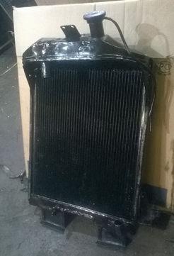 замена сот грузового радиатора