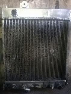 Замена бачка радиатора