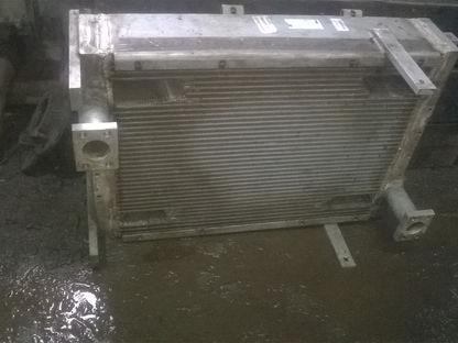 ремонт радиаторов охлаждения масляных