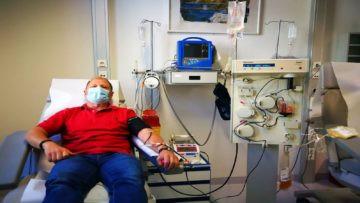 Der doppelte Lebensretter – Plasma spenden für Corona-PatientInnen