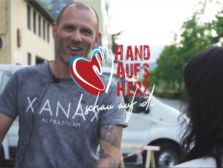 Interview mit Reini Happ, Benfizverein Reini Happ & Freunde
