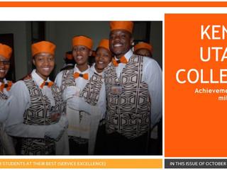 Kenya Utalii College: Achievements and milestones 2017