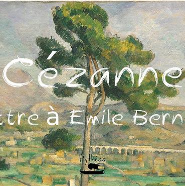 Lettre à Emile Bernard