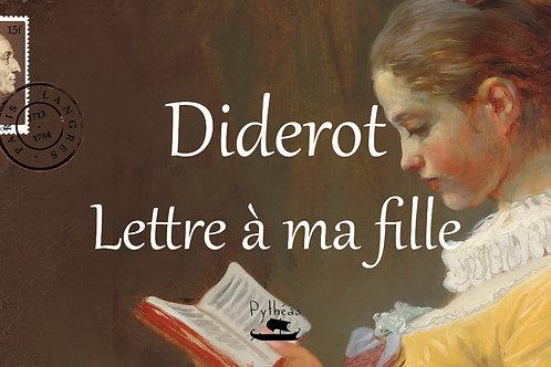Diderot - Lettre à ma fille