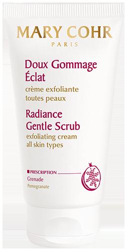 DOUX GOMMAGE ÉCLAT Crème exfoliante - Toutes peaux