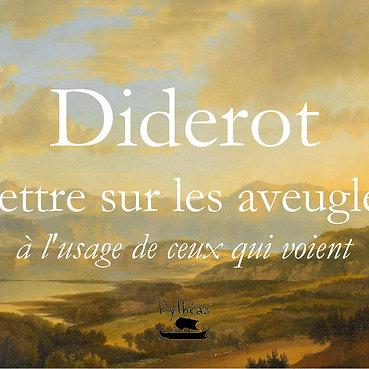 Diderot : lettre sur les aveugles