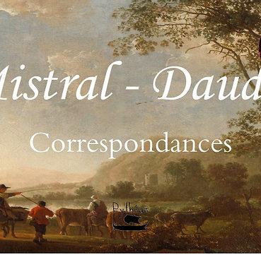 Mistral - Daudet : correspondance
