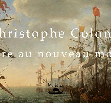 C.Colomb - Lettre au nouveau monde