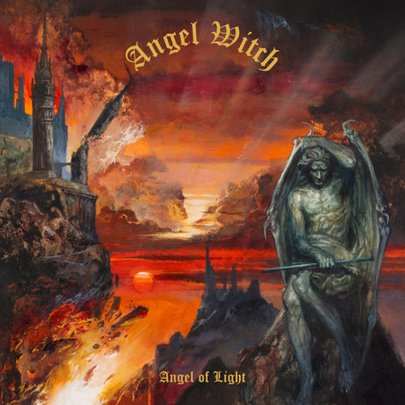 Angel Witch - Angel of Light (Review)
