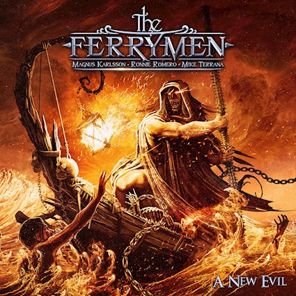 The Ferrymen - A New Evil (Review)