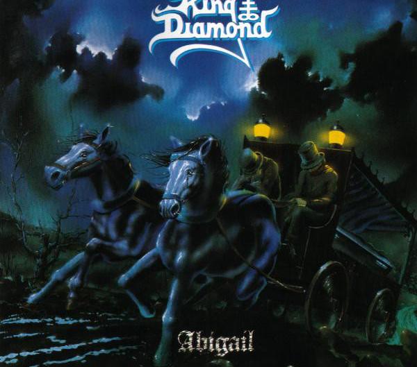 King Diamond - Abigail (Classic Review)