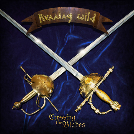 Running Wild - Crossing The Blades EP (Review)
