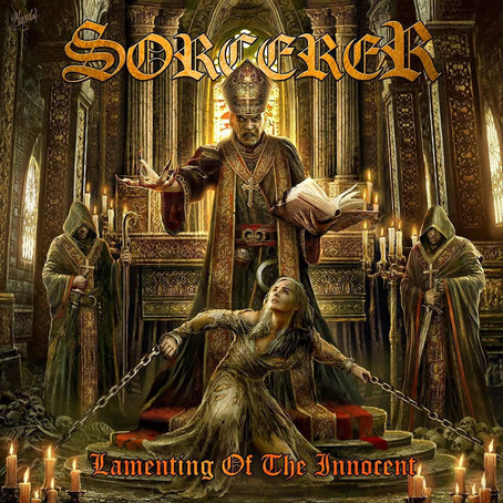 Sorcerer - Lamenting of the Innocent (Review)