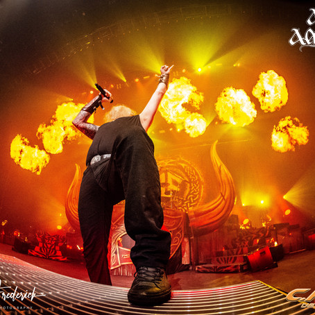 LIVE REPORT: Amon Amarth, Arch Enemy, At The Gates & Grand Magus Torch New York City!