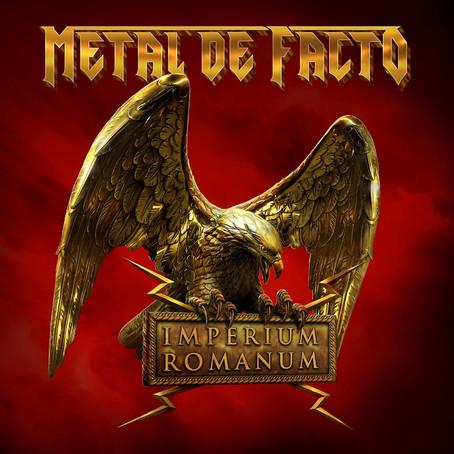 Metal De Facto - Imperium Romanum (Review)