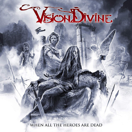Vision Divine - When All the Heroes Are Dead (Review)