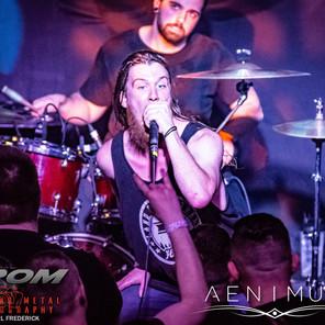 PHOTO GALLERY: Hypocrisy, Fleshgod Apocalypse & Aenimus (The Palladium, Worcester, MA USA) - Mar