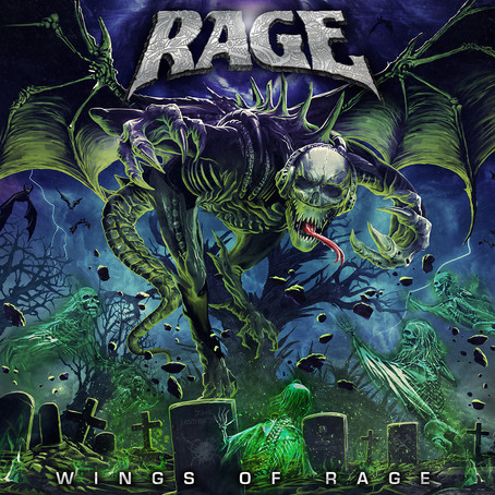 Rage - Wings of Rage (Review)