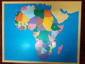 Mapa África