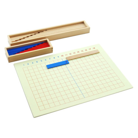 Substraction Strip Board