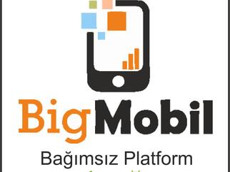 Platform Bağımsız bir Uygulama olan BigMobil, 2018 senesine İş ortaklarımız ve Müşterilerimizin da m