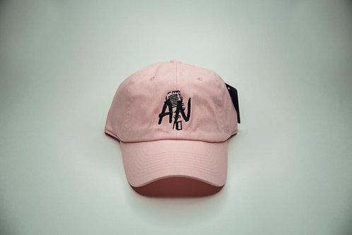 AN Light Pink Cap