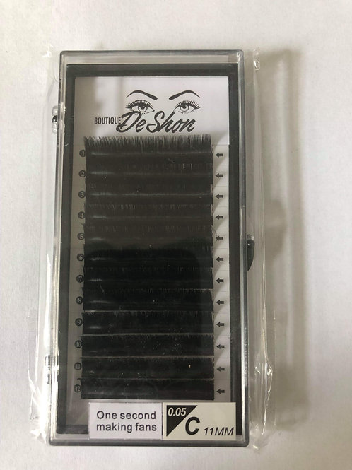 Easy Fan Volume Lashes