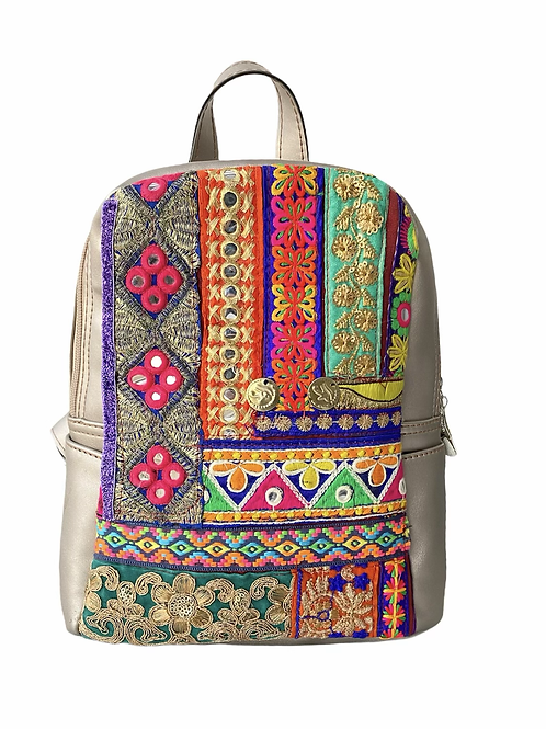 Dome Backpack Champagne