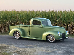 1940 Ford Truck-Green
