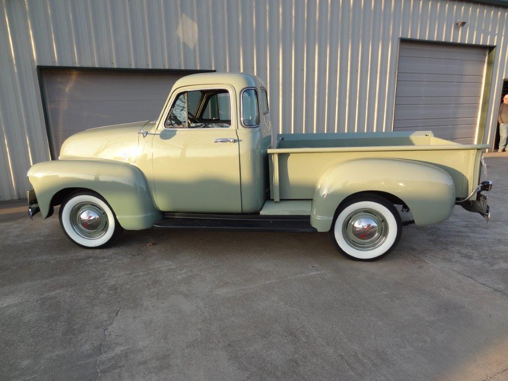 1951 Chevrolet Truck-Gray