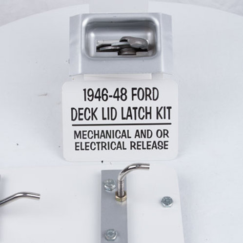 1946-48 Ford Deck Lid Latch Kit (Please Call in to Order)
