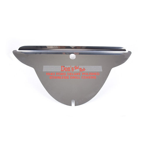 1940 Ford Stainless Steel Grille Cover (Please Call in to Order)