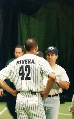 Tony Abbatine & Mariano Rivera