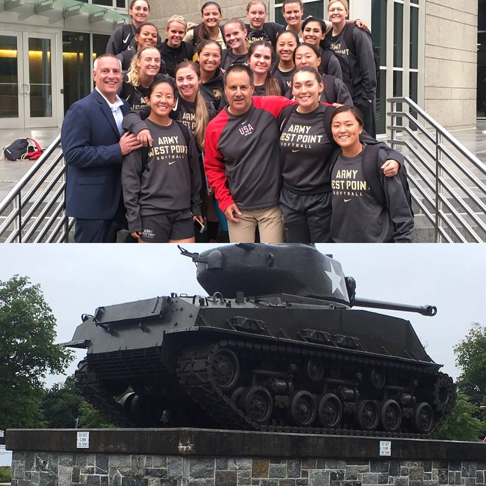 West Point Softball