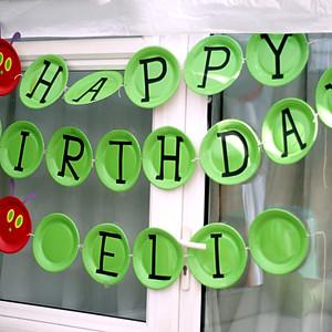 Elis 1st Birthday