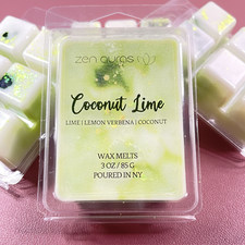 Coconut Lime Wax Melt