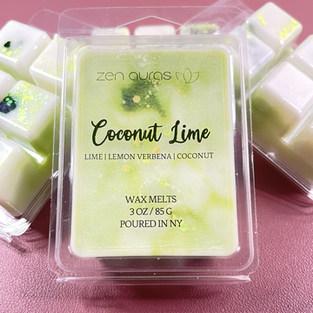 Coconut Lime Wax Melt