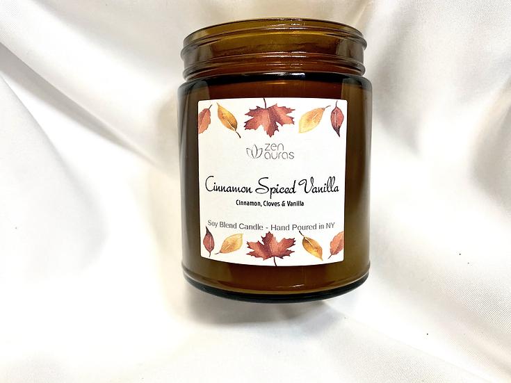 Cinnamon Spiced Vanilla