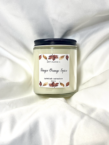 Ginger Orange Spice