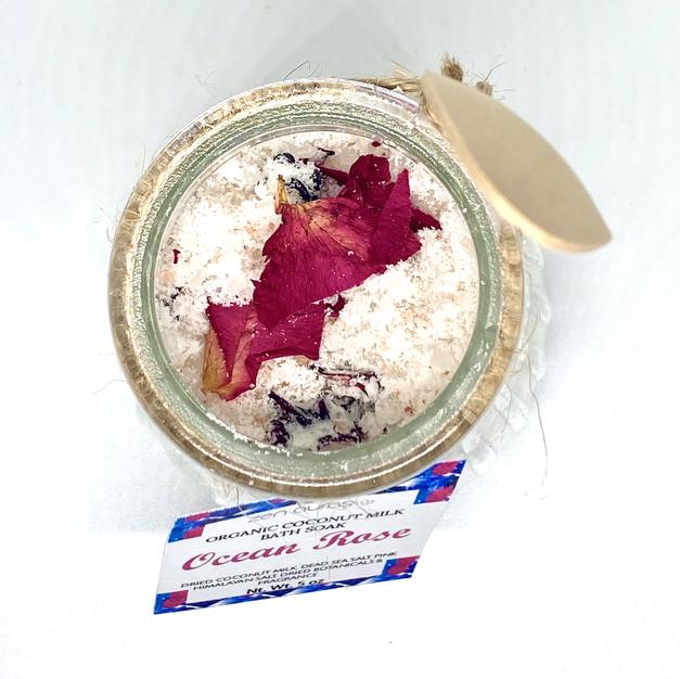Ocean Rose Coconut Body Soak