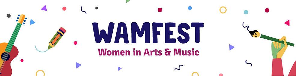 wamfest felixstowe women arts music events