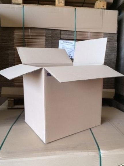 Cardboard Box 21x17x14 inc
