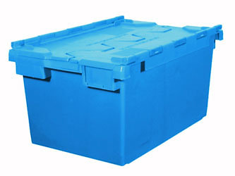 Plastic Storage Crates Purchase