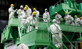 Fukushima Nuclear Clean-Up