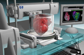 Bioprinting: Creating Human Organs Using 3D Printing