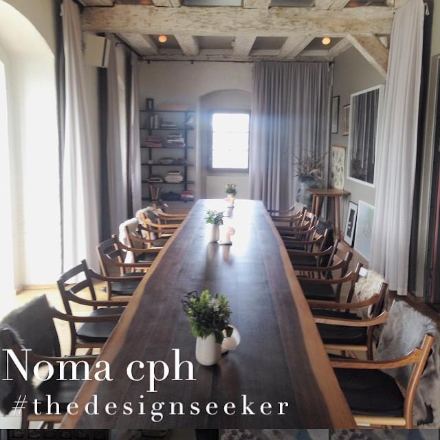 Instagram - #noma #Copenhagen #thedesignseeker #privatedining