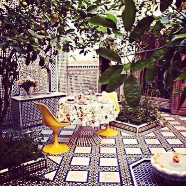 Instagram - #thedesignseeker #marrakech #morocco #imageblogawards #globalstyle #
